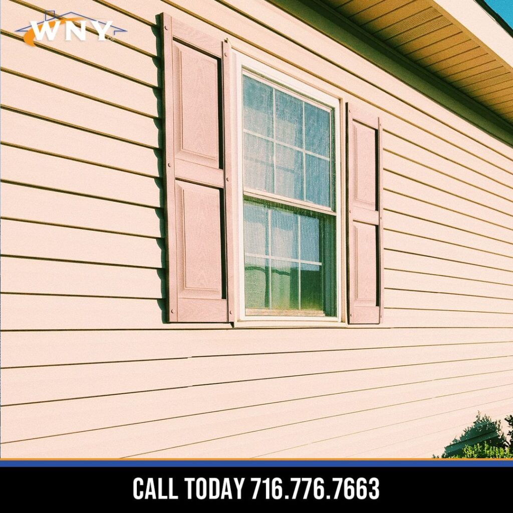 Inspecting your Siding